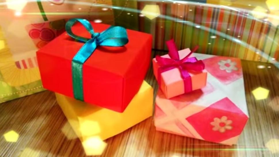 Як зробити своими руками подарунок