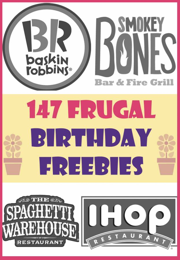 image regarding O'charley's $5 Off $20 Printable Coupon named Birthday Freebies