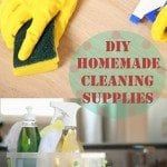 Homemade cleaning products are not only great for the environment, they are also easy on the checkbook and easy to make. Save your money by learning how to make your own cleaning products. With a few basic ingredients that are found in most kitchens, you can make your own non-toxic cleaning products and never have to buy chemical products again.