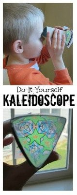 DIY Kaleidoscope