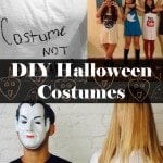 You need a costume, and you refuse to shell out $30+ dollars for something that will be worn for a few hours. Halloween costumes made with t-shirts are quick, clever, last-minute homemade Halloween costumes.