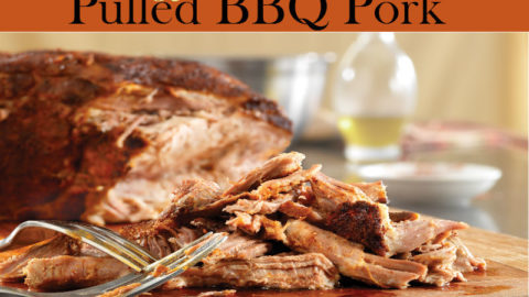 Tangy And Sweet Pulled Bbq Pork