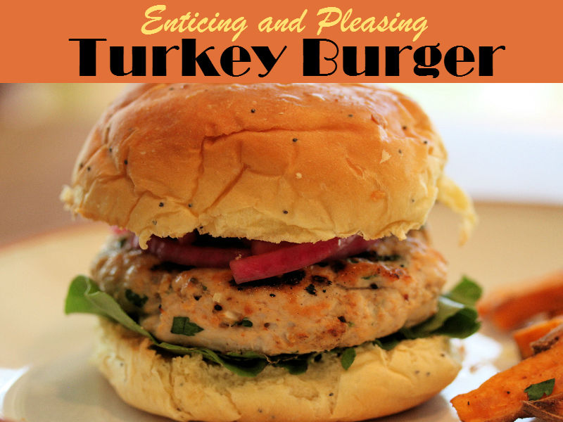 Bring twist to your usual burger with turkey patties. It is packed with flavor in various ways . Enjoy a whole new definition of burger.