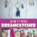 How to make a DIY Dream Catcher