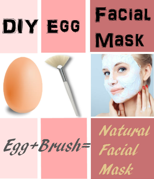 Keep your face looking fresh and healthy with DIY egg facial mask. A natural and inexpensive facial treatment.