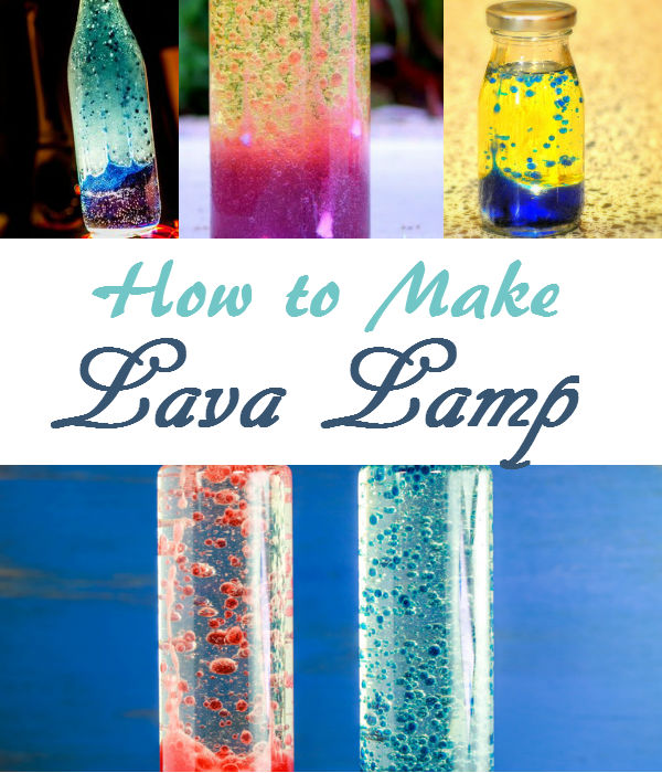 The Diy Lava Lamp That Will Make You A Hero To Your Kids