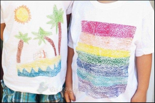 sandpaper tshirt