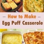 This easy meatless egg casserole always cooks up perfectly, and it's a step-up from serving scrambled eggs.