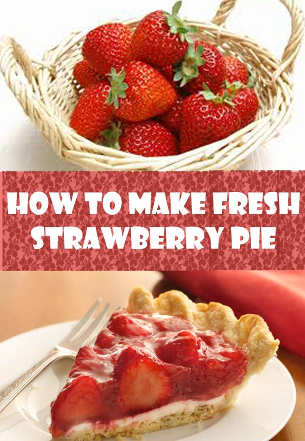 When strawberries are in season, this Fresh Strawberry Pie Recipe is a must! If you're looking for a frugal family activity, go strawberry picking and make this Fresh Strawberry Pie Recipe with your bounty. Looks great and tastes even better!