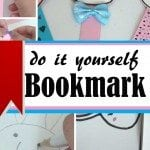 How to Make a Bookmark – An Adorable Marker for Book Lovers