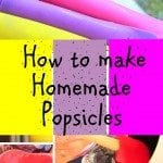Make These Homemade Popsicles and get SuperHero Status