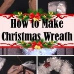 How to Build a DIY Christmas Wreath