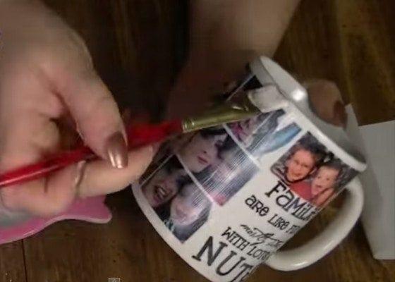 diy personalized mugs