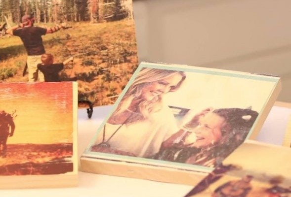 diy wood transfer pictures