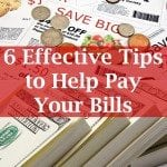 In a time where it's considered normal to be buried under a mountain of debt, many people simply assume they'll never be able to pay it off and try go about their lives regardless. If you're feeling crushed under the amount of money you owe, here are six frugal living tips that can help you pay it off sooner than expected.