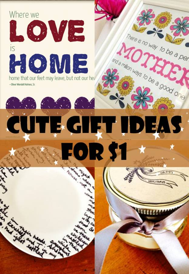 Easy Dollar Store Crafts