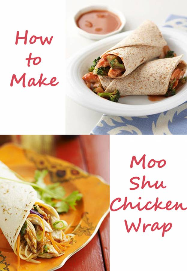 Next time your tempted to grab Chinese take-out...make your own! This Easy Moo Shu Chicken recipe starts with a rotisserie chicken, and you can have dinner on the table in less than 15 minutes!