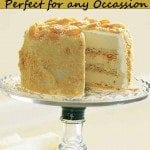 Almond Sponge Cake – An Easy-to-Make Cake Perfect for Any Occasion