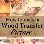 DIY Transfer Wood Pictures: An Easy Way to Add an Antique Effect on your Photos