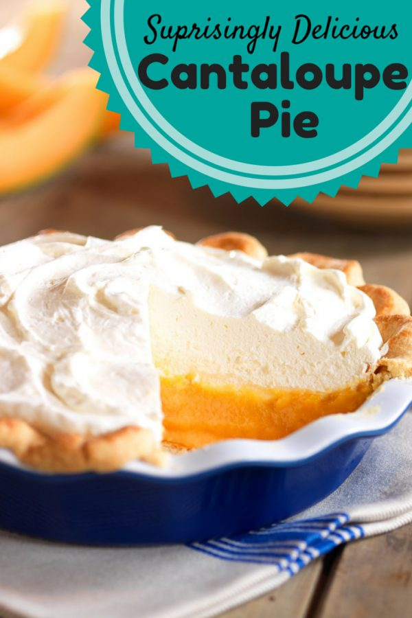 Kids and adults will love this sweet and super tasty Cantaloupe Pie. It has that delectable scent that will delight your family. Bring down the heat with this super easy and fantastic pie!