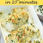Cheesy Tarragon Fish for a Tastier, Chessier and Creamier Family Dinner