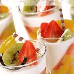 Fruit Pudding:  A Refreshing Dessert to Compliment Your Hearty Meal