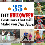 35 DIY Halloween Costumes that Will Make you The Hero
