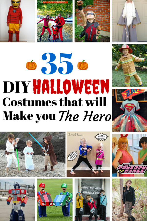 35 diy halloween costumes that will make you the hero the budget diet halloween costumes solutioingenieria Image collections