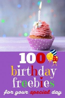 Celebrate and make your special day extra special with these wonderful freebies. They are dedicated for you and for your birthday. Enjoy these amazing free treats.