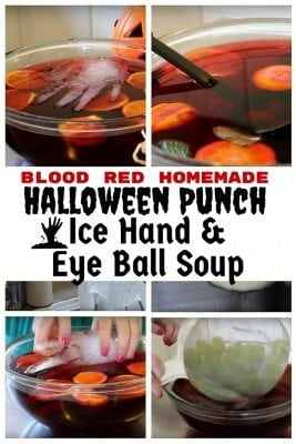 Two different scary Halloween juices you can prepare at home. You just need basic materials to create these tasty punches.