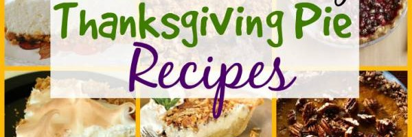 10+ Award-Worthy Thanksgiving Pie Recipes