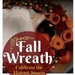 DIY Fall Wreath in Only 30 Minutes