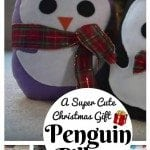 DIY Penguin Pillow: A Super Cute Christmas Gift