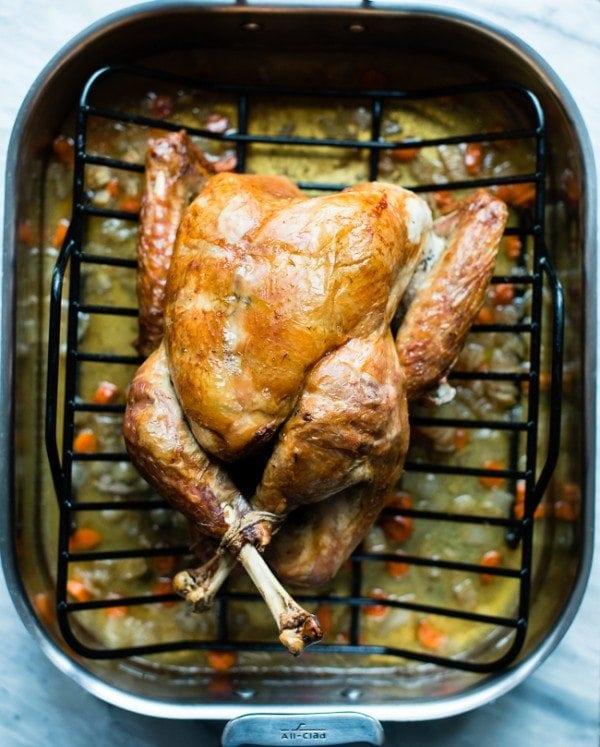 brine turkey