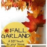 DIY Fall Garland:  A Creative Touch to Your Home