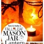DIY Mason Jar Lantern: A Perfect Craft for Kids