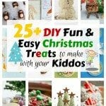 20+ DIY Fun & Easy Christmas Treats to Make with Your Kiddos
