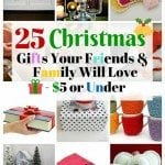 25 Christmas Gifts Your Friends and Family Will Love – $5 or Under