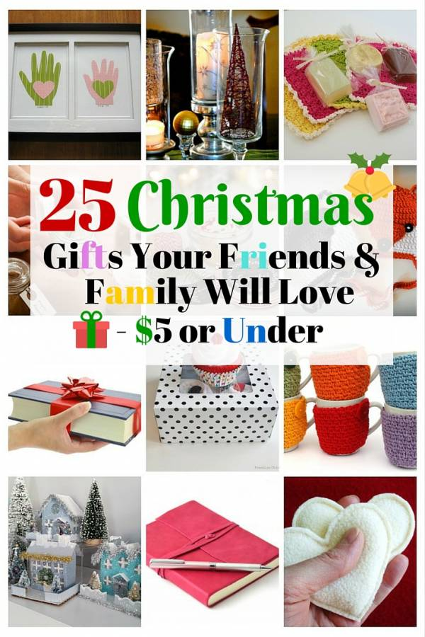Christmas Gift Ideas For Friends.25 Christmas Gifts Your Friends And Family Will Love 5 Or