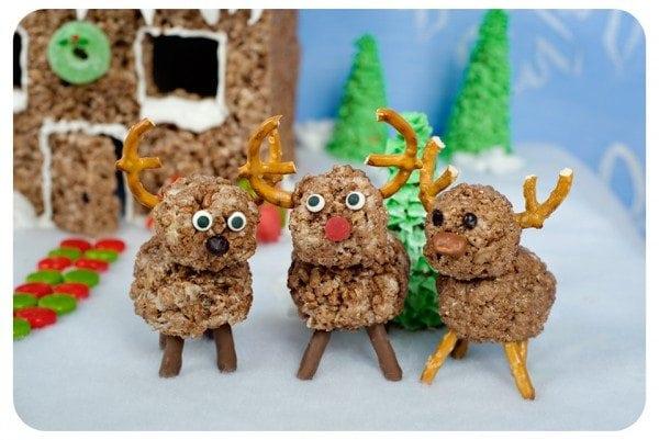 Krispies Reindeer