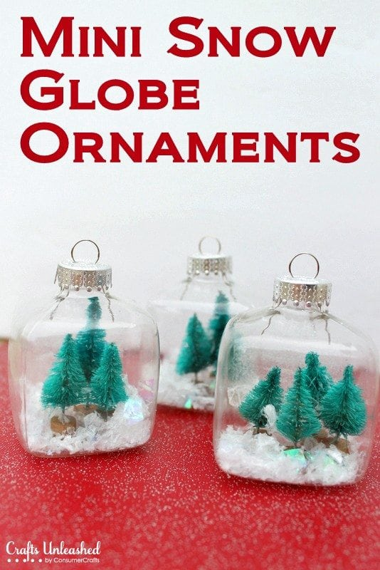 Mini-snow-globe-ornaments