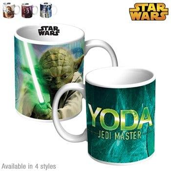 Star Wars Musical Voice Mugs