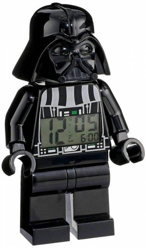 lego minifigure clock