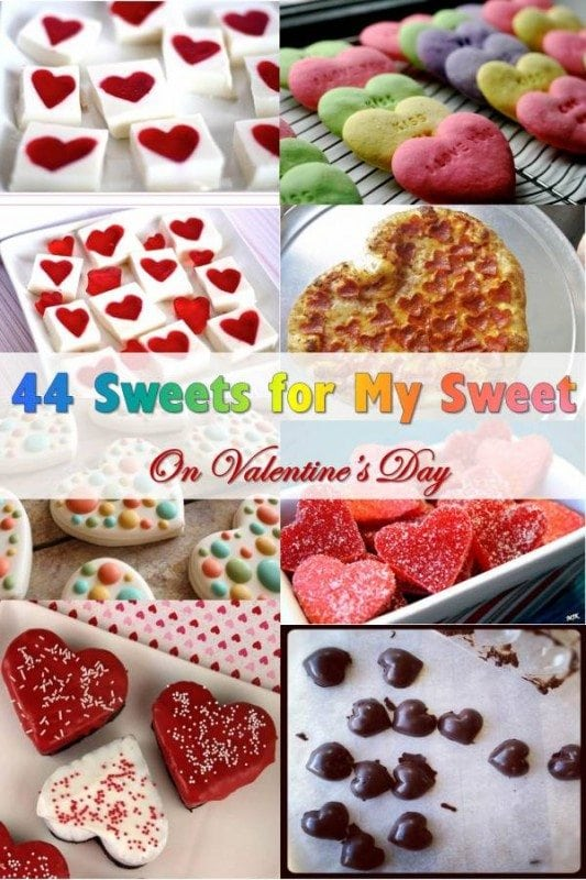 Be a sweetheart! These 44 mouth-watering abundance of sweetness will capture your beloved's heart. Deliciously tempting and delightfully tasteful!