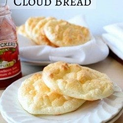 How to Make Pillowy Light Cloud Bread