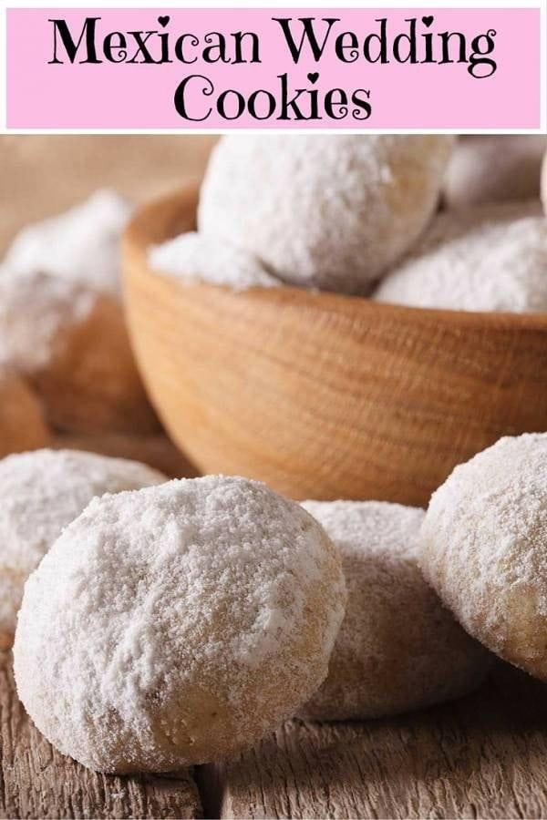 Mexican Wedding Cookies - Nut-Free, Gluten Free, Vegan ...