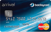 ultimate credit card guide - Barclaycard Arrival™ World MasterCard®