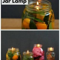How to Make a Magical Mason Jar Lamp