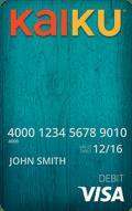ultimate credit card guide - Kaiku Visa Prepaid Card