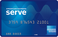 ultimate credit card guide - American Express Serve Card